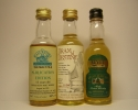 Publication Edition SIMW 15yo , Dram of Destiny SHMSW , Grand Alastair MSW 5yo