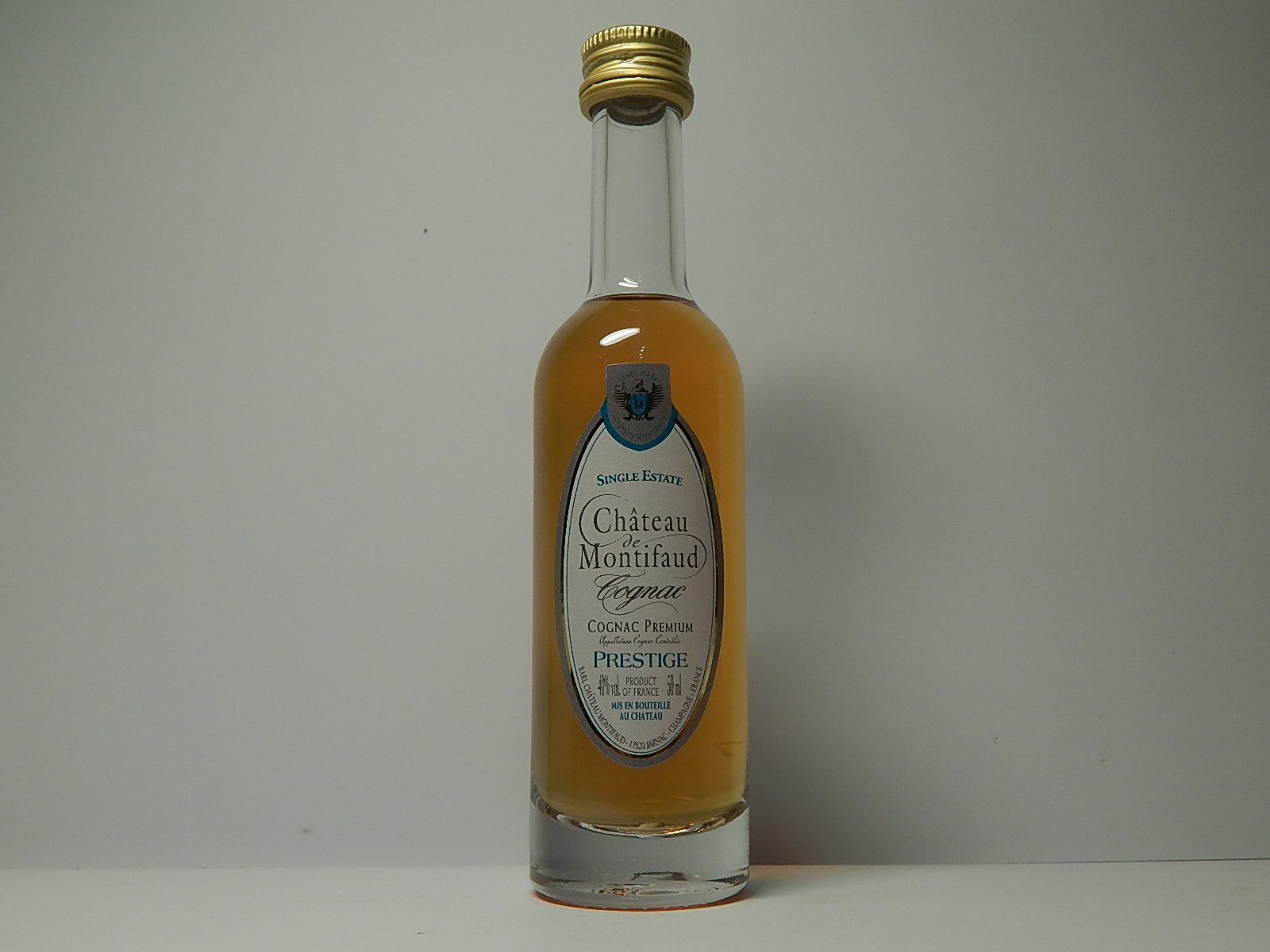 PRESTIGE Single Estate Premium Cognac