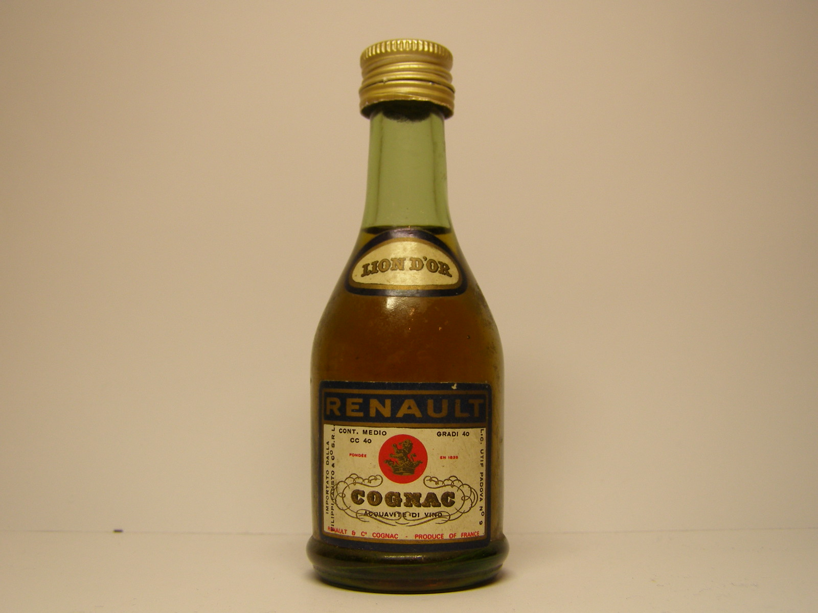 RENAULT Lion d´or Cognac