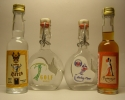 ZIZAK Korzo Vodka - Golf Eagle - Hockey Fever - Romance