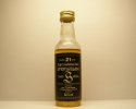 "SCMSW 21yo ""Cadenhead´s"" 46%vol ""Japan"""