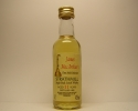"SMSW 11yo 1985 ""James MacArthur´s"" 5cl 43%vol"
