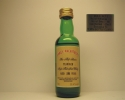 "SMSW 18yo ""James MacArthur´s"" 5cl. 58,4%vol."