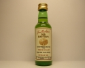 "OLD MASTER´S SMSW 1989 ""James MacArthur´s"" 5cl 54,5%vol"