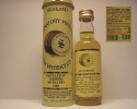 "SHMSW 15yo 1989-2004 ""Signatory"" 50ml 43%alc/vol"