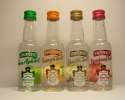 SMIRNOFF Green Apple - Orange - Vanilla - Raspberry