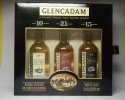 16.GLENCADAM set Malt Whisky