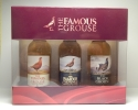 46.FAMOUS GROUSE set Malt Whisky