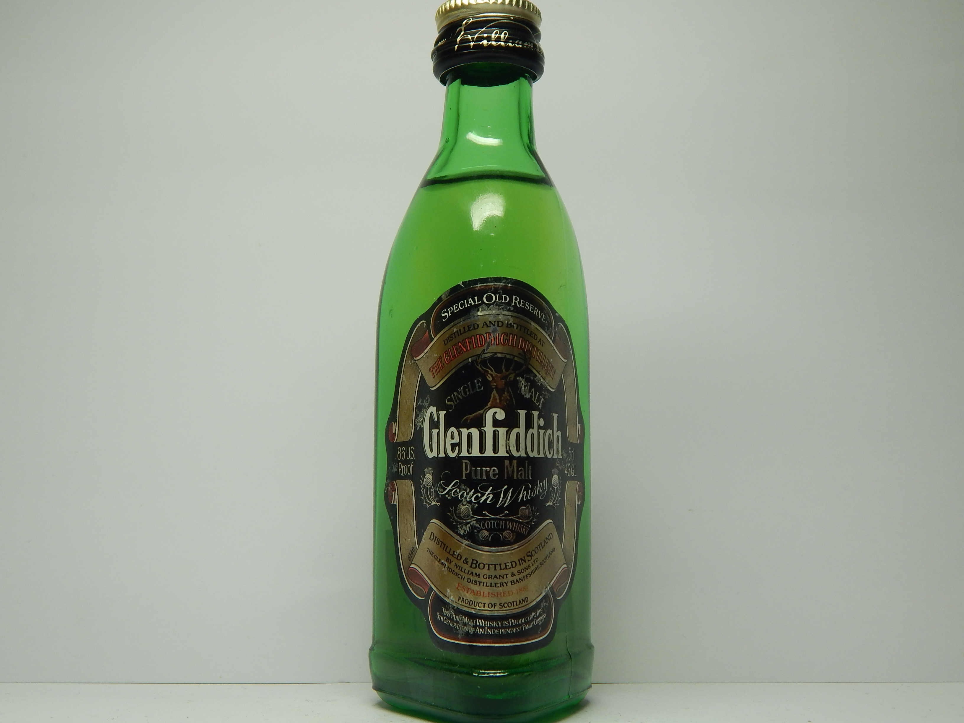 81.GLENFIDDICH Malt Whisky